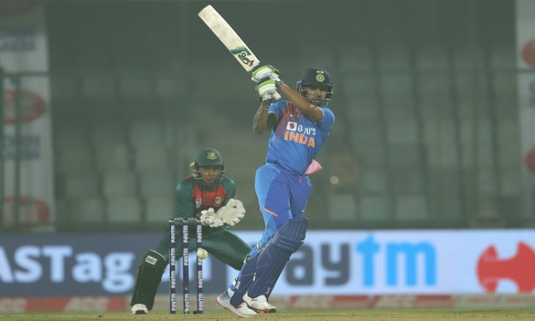 India vs Bangladesh 2nd T20I