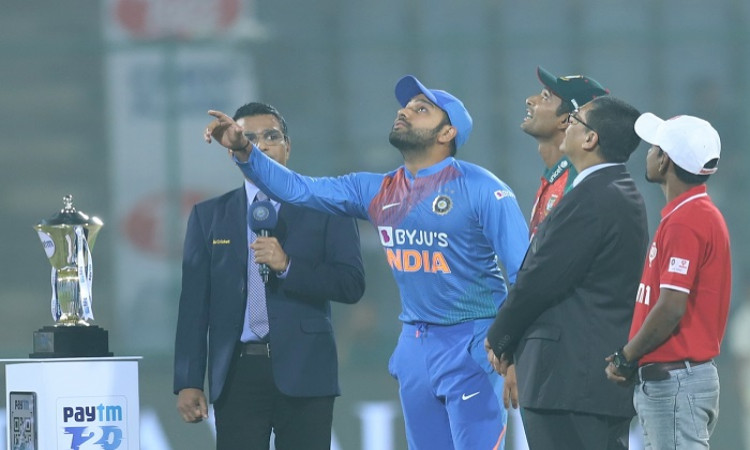 India vs Bangladesh 3rd T20I