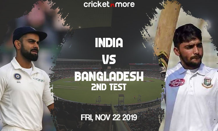 India vs Bangladesh 2nd test