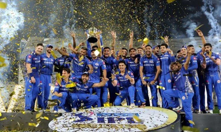 Top five Richest IPL Teams