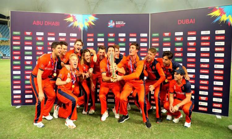 ICC Men's T20 World Cup Qualifier 2019
