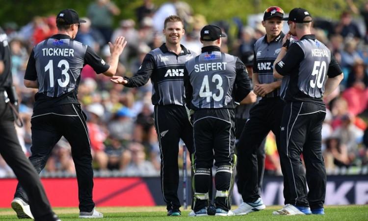 New Zealand T20 Team