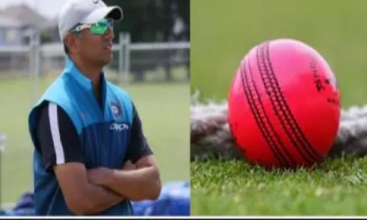 डे-नाइट टेस्ट मैच से पहले महान राहुल द्रविड़ के शरण में आए भारतीय खिलाड़ी, जमकर ली सलाह ! Images