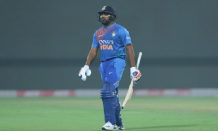 Rohit Sharma on verge of joining 400 sixes club Images