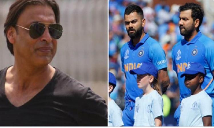 रावलपिंडी एक्सप्रेस शोएब अख्तर ने भी माना, वर्तमान में इस बल्लेबाज को आउट करना मुश्किल ! Images