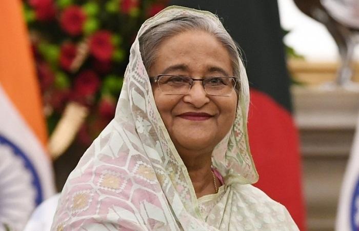 Bangladesh PM Sheikh Hasina