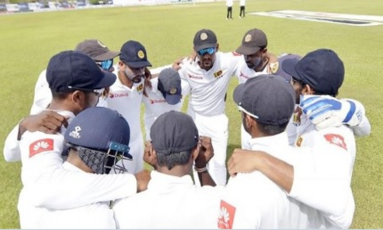 Sri Lanka announce full-strength squad for Pakistan Tests Images