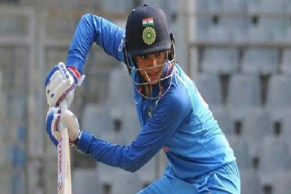 महिला टी-20 में  शेफाली वर्मा और स्मृति मंधाना की शानदार बल्लेबाजी, वेस्टइंडीज को मिली 84 रनों से हा