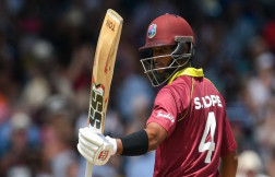 West Indies vs Afghanistan Third ODI