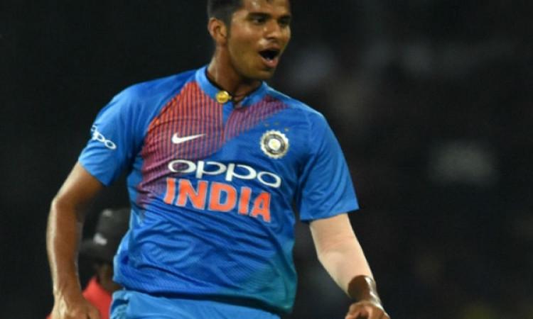 सैयद मुश्ताक अली ट्रॉफी: वॉशिंगटन सुंदर के हरफनमौला खेल से जीता तमिलनाडु Images