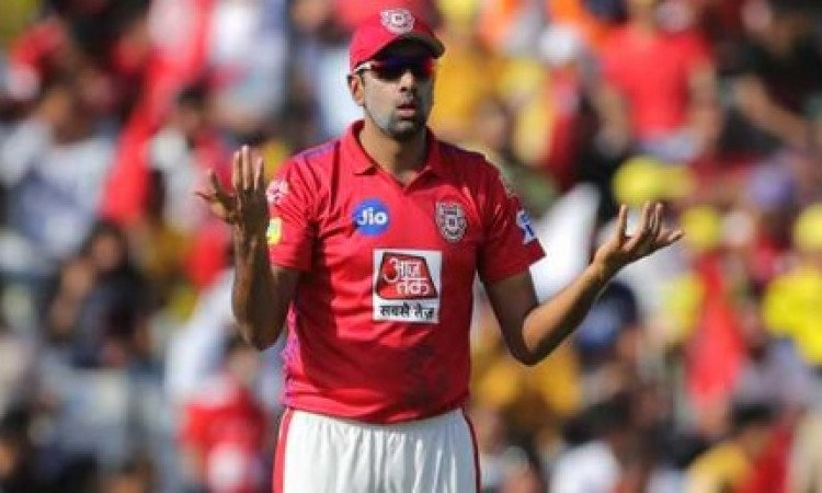 Ashwin thanks KXIP fans for 'endless support' Images