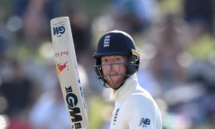 माउंट माउंगानुई टेस्ट : पहले दिन इंग्लैंड ने बनाए 241 रन, बेन स्टोक्स  की अर्धशतकीय पारी ! Images