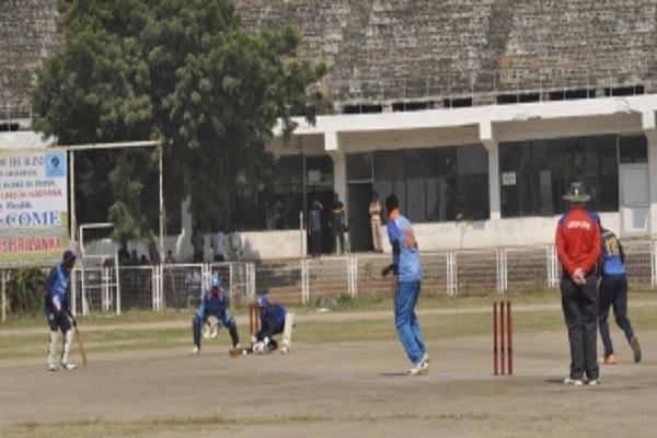 राष्ट्रीय दृष्टिबाधित क्रिकेट टूर्नामेंट 30 नवंबर से उदयपुर में ! Images