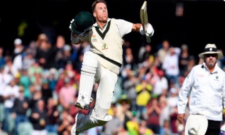 D/N Test: Pakistan left reeling after Warner shatters records Images