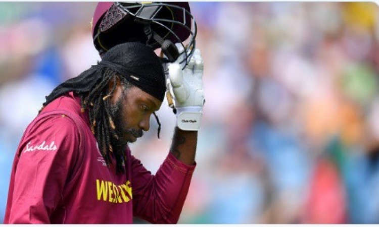 Gayle opts out of India series to