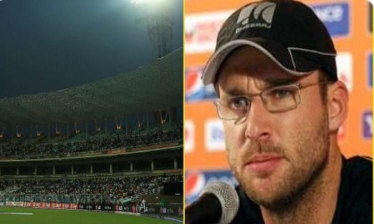 डे-नाइट टेस्ट में ईडन का माहौल टी-20 या वनडे जैसा होगा, बांग्लादेशस्पिन गेंदबाजी कोच डेनियल विटोरी