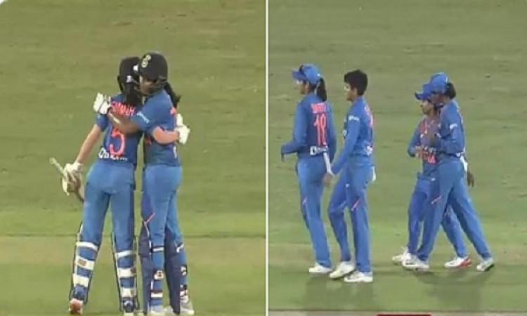 भारत ने वेस्टइंडीज का किया सफाया, 5-0 से क्लीन स्वीप, इन महिला खिलाड़ियों का दिखा कमाल Images
