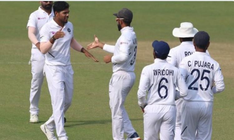 डे- नाइट टेस्ट में भारत ने बांग्लादेश को एक पारी और 46 रनों से हराया, टेस्ट में लगातार 7वीं जीत ! Im
