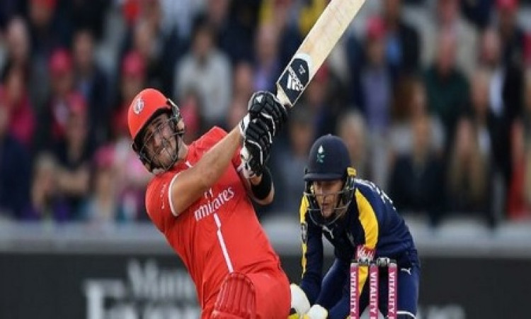 BBL: England's Livingstone signs with Perth Scorchers Images