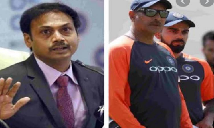 एमएसके प्रसाद के कार्यकाल खत्म होते ही यह पूर्व लेग स्पिनर बनेगा भारतीय टीम का नया मुख्य चयनकर्ता !