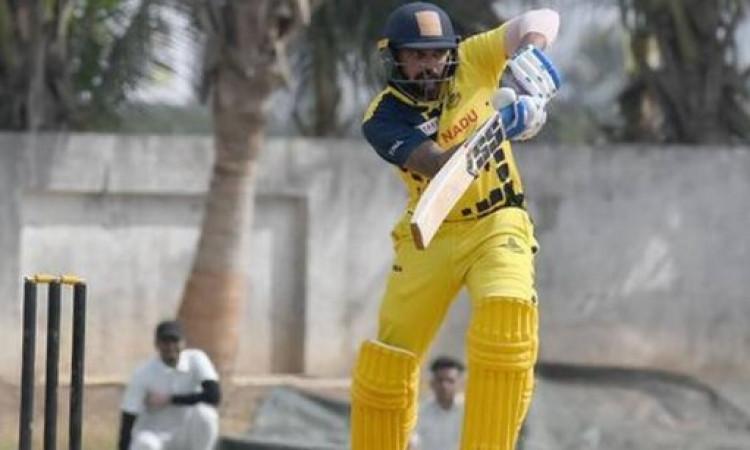 चोट के कारण सैय्यद मुश्ताक अली ट्रॉफी से मुरली विजय बाहर, रिप्लेसमेंट के तौर पर यह खिलाड़ी टीम में श