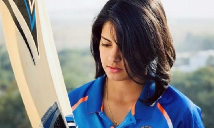 भारत की इस खूबसूरत महिला क्रिकेटर ने खेली तूफानी पारी, लेकिन वेस्टइंडीज महिला टीम को मिली  रोमांचक 1