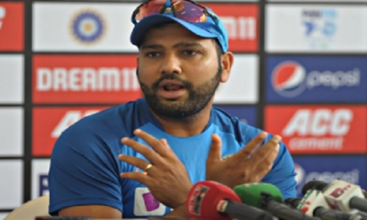 Pant is a young guy, allow him to play cricket: Rohit Sharma Images
