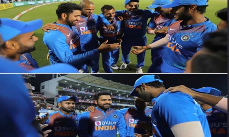बांग्लादेश के खिलाफ जीत के बाद रोहित शर्मा हुए इमोशनल, किया ऐसा दिल जीतने वाला ट्विट ! Images