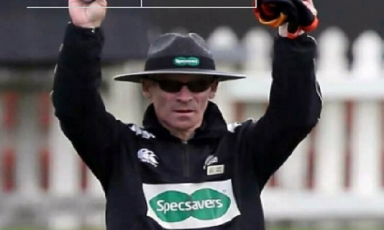 Fourth umpire for Eng-NZ T20I a former porn star Images