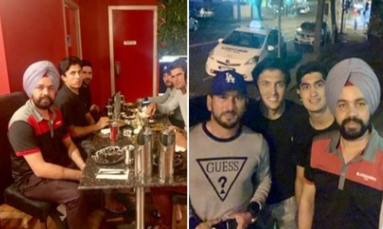 Why this Indian cabbie joined Pak cricketers for dinner Images