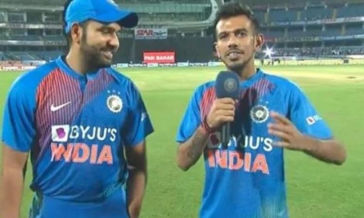 हिट मैन रोहित शर्मा का खुलासा, एक ओवर में लगातार 6 छक्का मारना चाहता था VIDEO Images