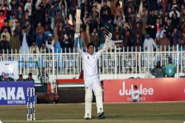 रावलपिंडी टेस्ट ड्रा: आबिद अली और बाबर आजम ने जमाया शतक Images