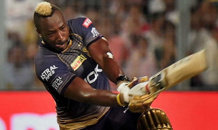 Andre Russell 400 t20 sixes