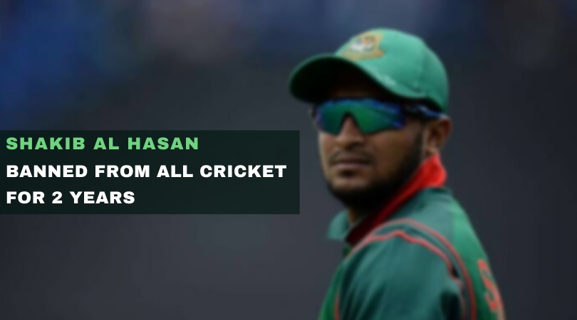 Ban On Shakib Al Hasan Images in Hindi