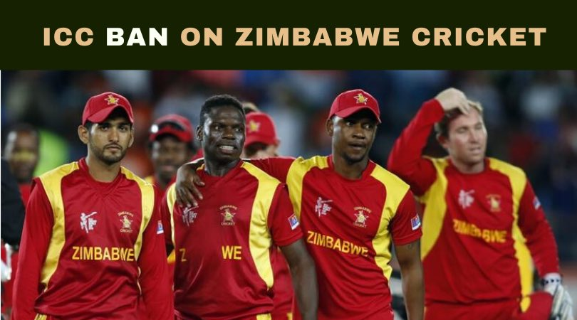 Ban On Zimbabwe Cricket Images in Hindi