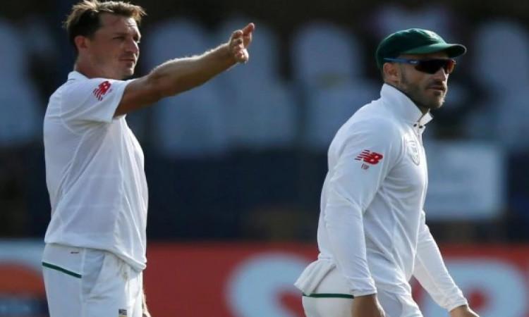 साउथ अफ्रीका की जीत पर डेल स्टेन के कमेंट को लेकर भारतीय फैन ने उड़ाया मजाक, फिर हुआ ऐसा  ! Images