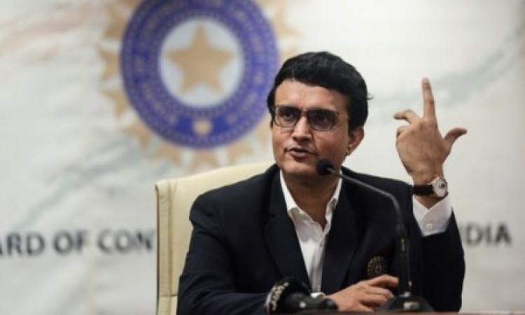 सौरव गांगुली एक सीरीज में 2 दिन-रात टेस्ट के खेलने के पक्ष में नहीं ! Images