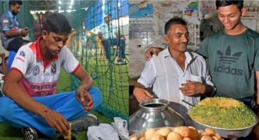 गोल गप्पे बेचकर पेट भरने वाले यशस्वी जयसवाल बने IPL नीलामी में करोड़पति, राजस्थान रॉयल्स ने खरीदा