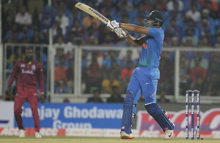 Ind WI 2nd T20I Image 21 Images in Hindi