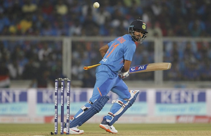 Ind WI 2nd T20I Image 51 Images in Hindi