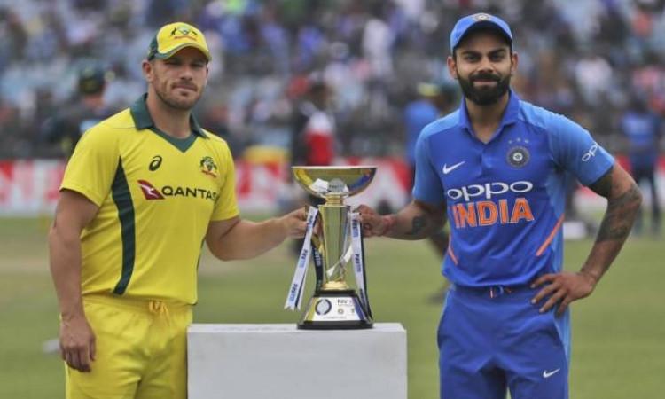 India vs Australia ODI 2020