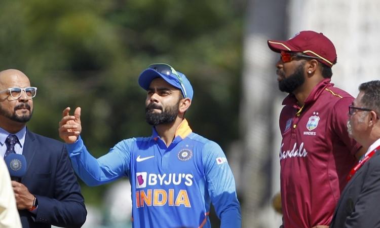 भारत vs वेस्टइंडीज के दूसरे वनडे में बन सकते हैं 5 महारिकॉर्ड, कोहली-कुलदीप इतिहास रचने के करीब Imag