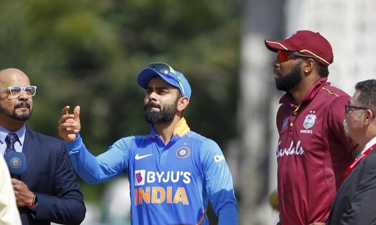 India vs West Indies 3rd ODI