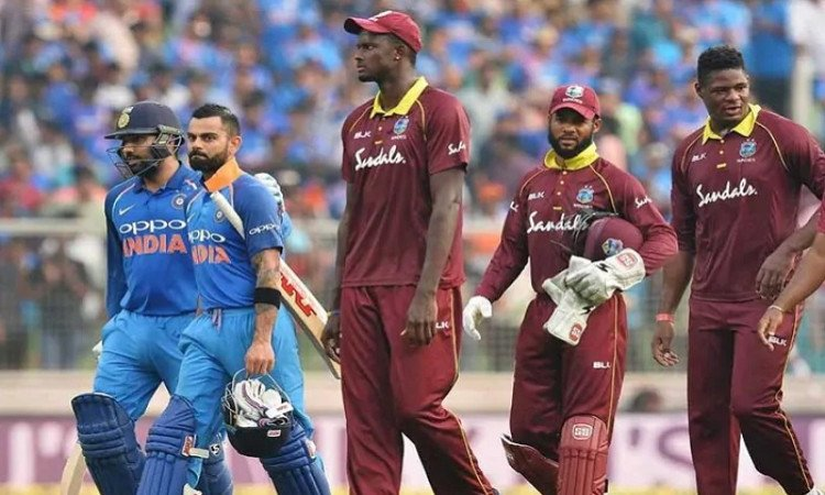 India vs West Indies 2019 full schedule with Date and time & full squads