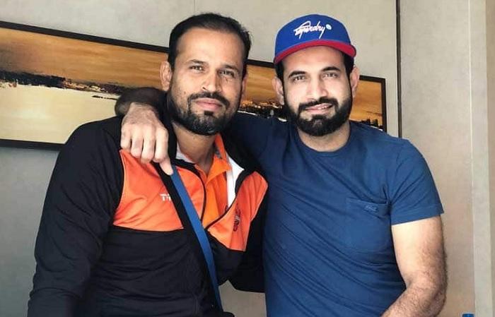 Irfan and Yusuf Pathan