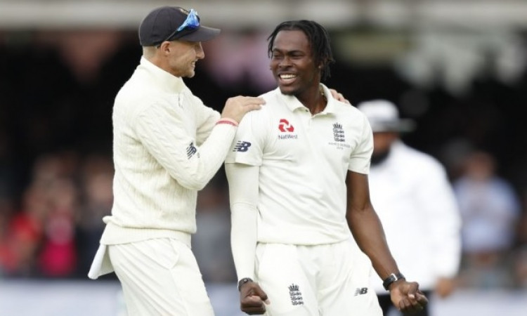 Jofra Archer and Joe Root