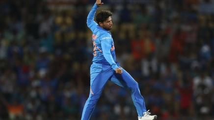 तीसरे वनडे में कुलदीप यादव के शतक पूरा करने का मौका, ऐसा करते ही रचेंगे रिकॉर्ड ! Images