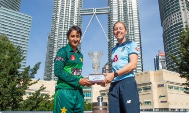 Pakistan Womens eves eye maiden ODI win against England Images