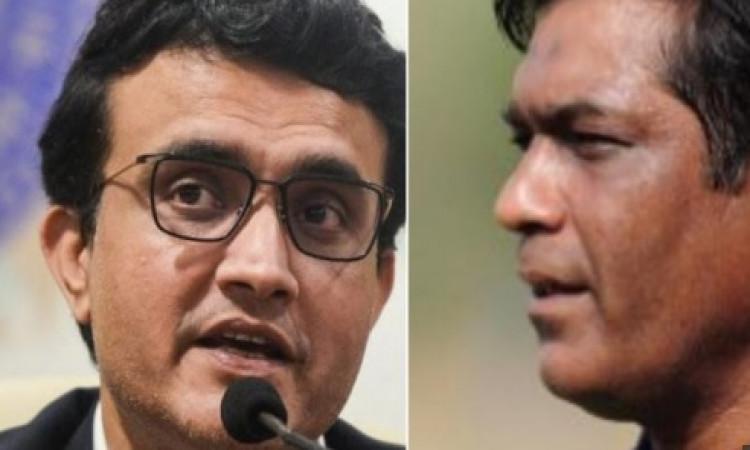 Ganguly's 4-nation tourney proposal 'flop idea': Rashid Latif Images