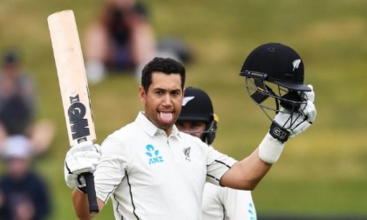 टेस्ट में 7000 रन बनाने वाले न्यूजीलैंड के दूसरे बल्लेबाज बने रॉस टेलर Images